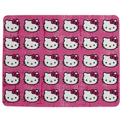 Hello Kitty Patterns Jigsaw Puzzle Photo Stand (Rectangular)