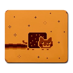 Nyan Cat Vintage Large Mousepads
