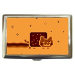 Nyan Cat Vintage Cigarette Money Cases Front