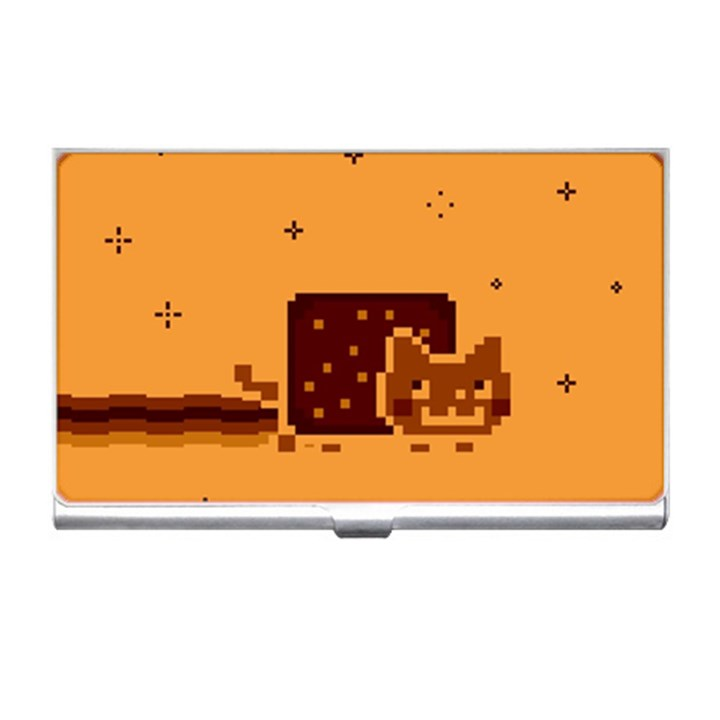 Nyan Cat Vintage Business Card Holders