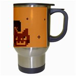 Nyan Cat Vintage Travel Mugs (White) Right