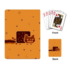 Nyan Cat Vintage Playing Card