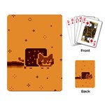 Nyan Cat Vintage Playing Card Back