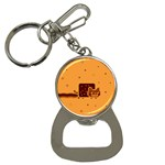 Nyan Cat Vintage Bottle Opener Key Chains Front