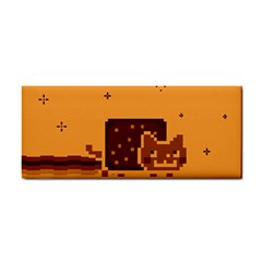 Nyan Cat Vintage Hand Towel
