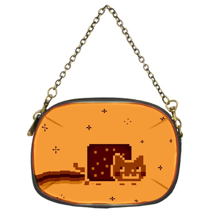 Nyan Cat Vintage Chain Purses (One Side)