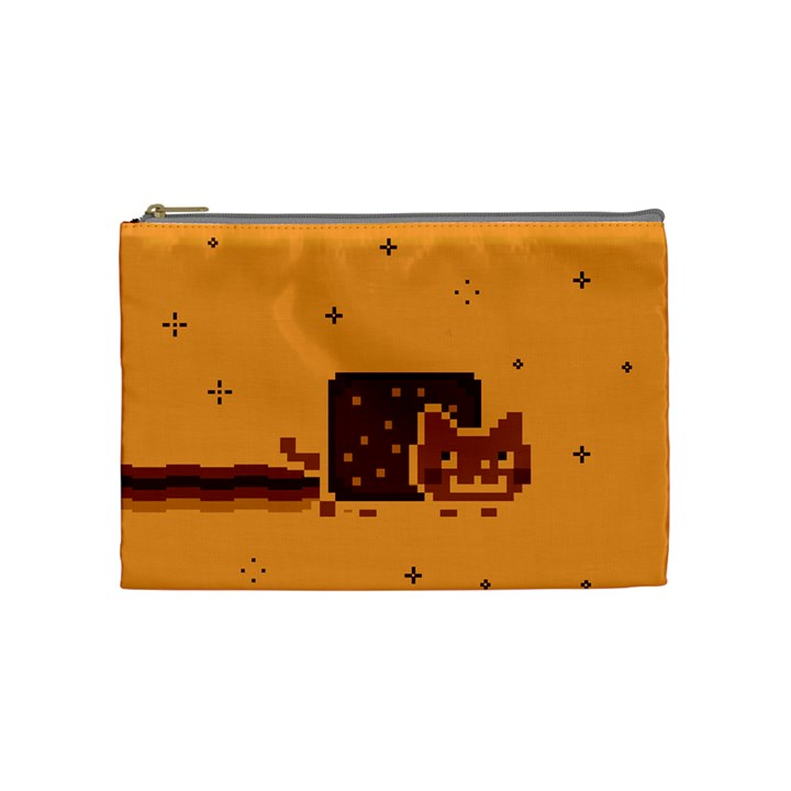 Nyan Cat Vintage Cosmetic Bag (Medium)