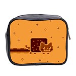Nyan Cat Vintage Mini Toiletries Bag 2-Side Back