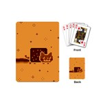 Nyan Cat Vintage Playing Cards (Mini)  Back
