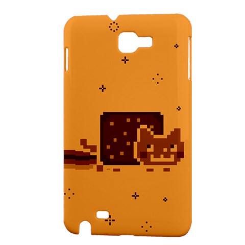 Nyan Cat Vintage Samsung Galaxy Note 1 Hardshell Case