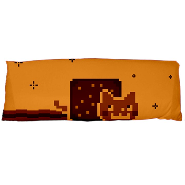 Nyan Cat Vintage Body Pillow Case Dakimakura (Two Sides)