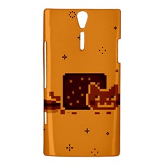 Nyan Cat Vintage Sony Xperia S