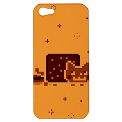 Nyan Cat Vintage Apple iPhone 5 Hardshell Case