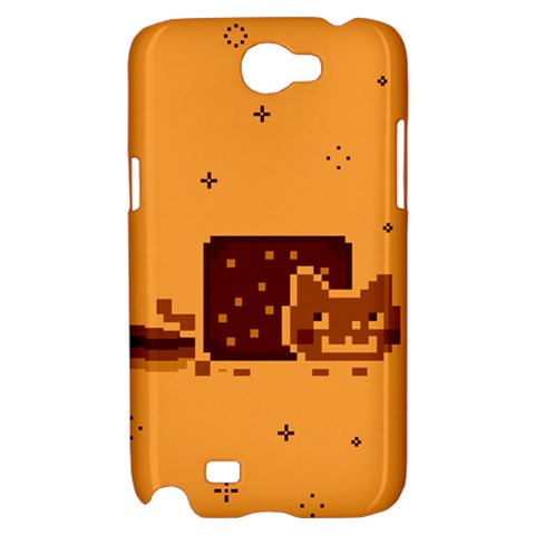 Nyan Cat Vintage Samsung Galaxy Note 2 Hardshell Case