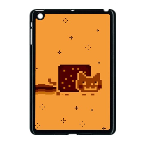 Nyan Cat Vintage Apple iPad Mini Case (Black)