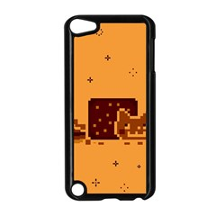 Nyan Cat Vintage Apple iPod Touch 5 Case (Black)