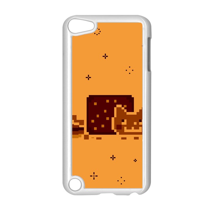 Nyan Cat Vintage Apple iPod Touch 5 Case (White)