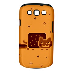 Nyan Cat Vintage Samsung Galaxy S Iii Classic Hardshell Case (pc+silicone)