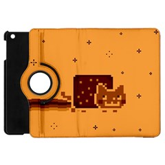 Nyan Cat Vintage Apple Ipad Mini Flip 360 Case