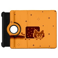 Nyan Cat Vintage Kindle Fire HD Flip 360 Case