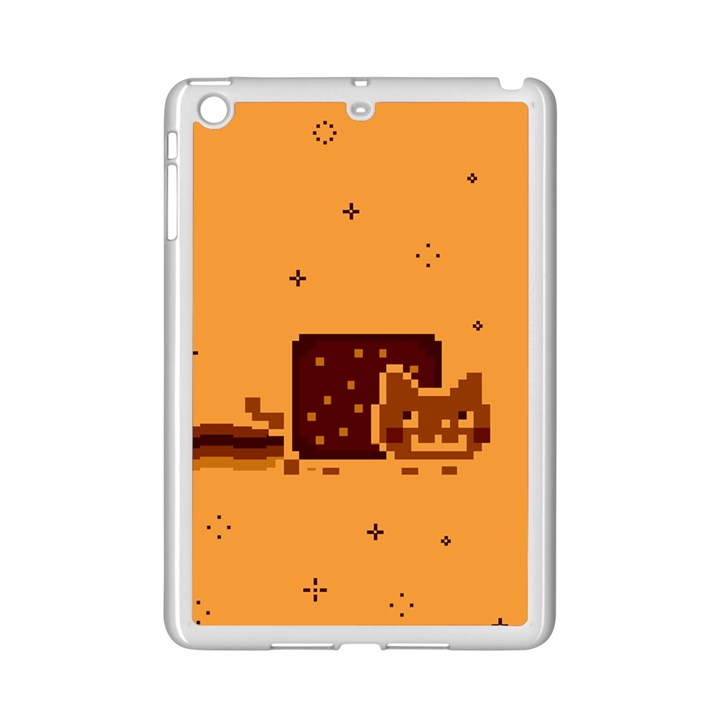 Nyan Cat Vintage iPad Mini 2 Enamel Coated Cases