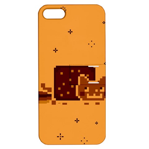Nyan Cat Vintage Apple iPhone 5 Hardshell Case with Stand