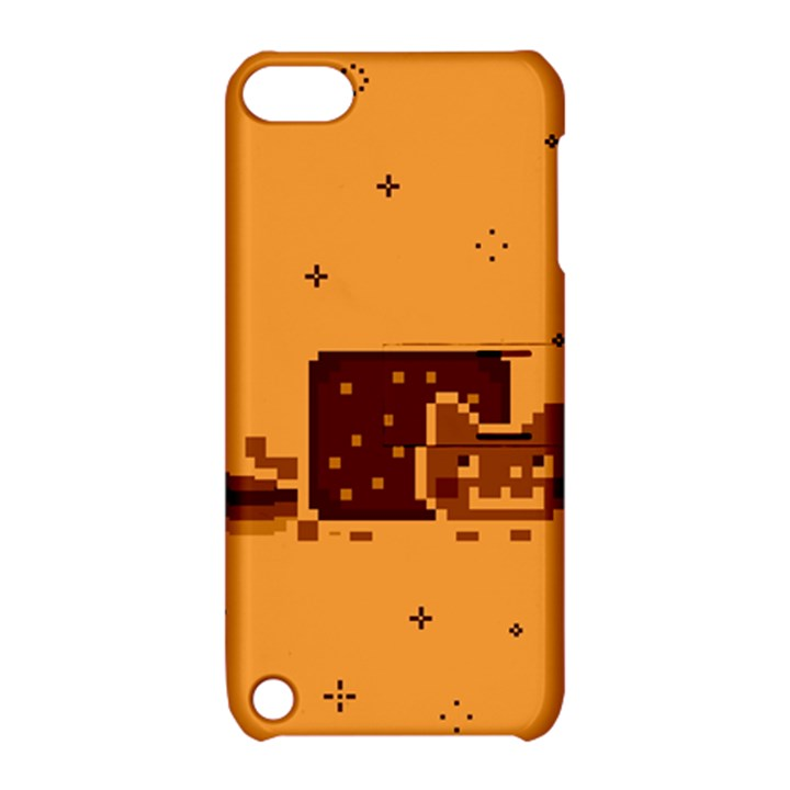 Nyan Cat Vintage Apple iPod Touch 5 Hardshell Case with Stand