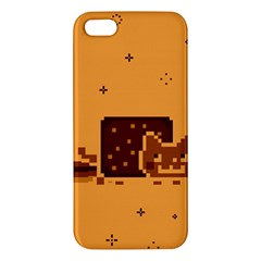 Nyan Cat Vintage Apple iPhone 5 Premium Hardshell Case