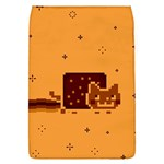 Nyan Cat Vintage Flap Covers (L)  Front
