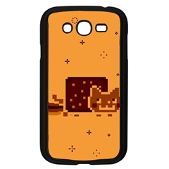 Nyan Cat Vintage Samsung Galaxy Grand Duos I9082 Case (black)