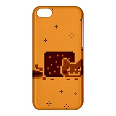 Nyan Cat Vintage Apple iPhone 5C Hardshell Case