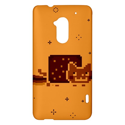 Nyan Cat Vintage HTC One Max (T6) Hardshell Case