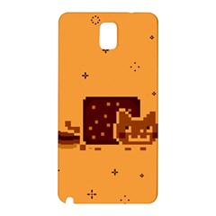 Nyan Cat Vintage Samsung Galaxy Note 3 N9005 Hardshell Back Case