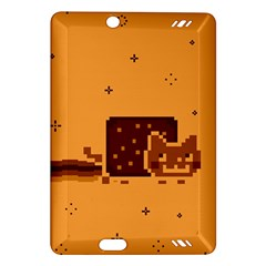 Nyan Cat Vintage Amazon Kindle Fire Hd (2013) Hardshell Case