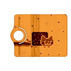 Nyan Cat Vintage Kindle Fire HD (2013) Flip 360 Case