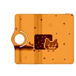 Nyan Cat Vintage Kindle Fire HDX 8.9  Flip 360 Case Front