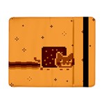 Nyan Cat Vintage Samsung Galaxy Tab Pro 8.4  Flip Case Front