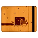 Nyan Cat Vintage Samsung Galaxy Tab Pro 12.2  Flip Case Front