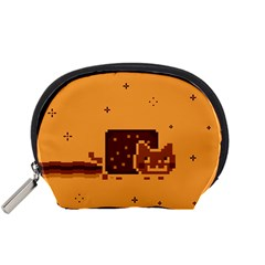Nyan Cat Vintage Accessory Pouches (Small)