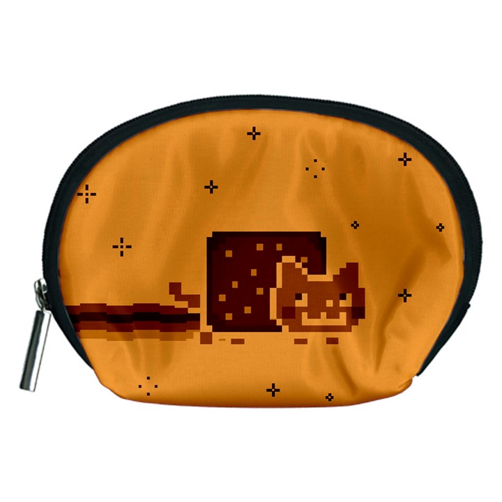 Nyan Cat Vintage Accessory Pouches (Medium)