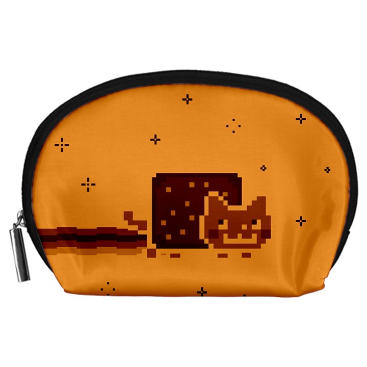 Nyan Cat Vintage Accessory Pouches (Large)