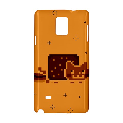 Nyan Cat Vintage Samsung Galaxy Note 4 Hardshell Case