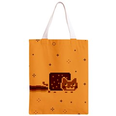 Nyan Cat Vintage Classic Light Tote Bag