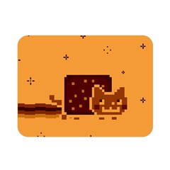 Nyan Cat Vintage Double Sided Flano Blanket (Mini)
