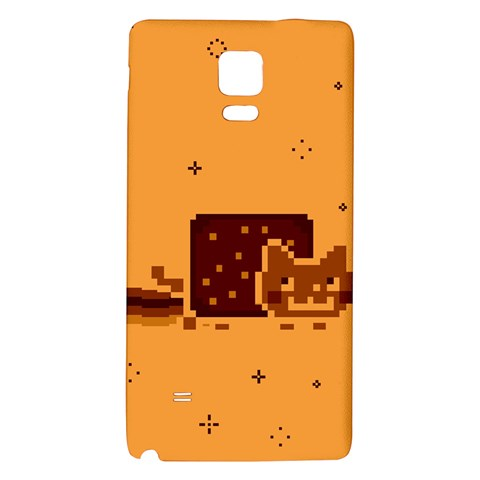Nyan Cat Vintage Galaxy Note 4 Back Case