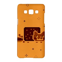 Nyan Cat Vintage Samsung Galaxy A5 Hardshell Case