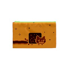 Nyan Cat Vintage Cosmetic Bag (XS)