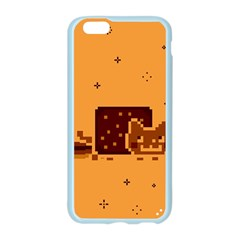 Nyan Cat Vintage Apple Seamless iPhone 6/6S Case (Color)
