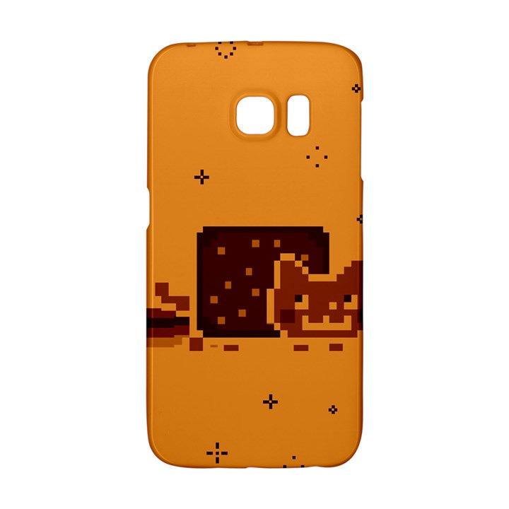 Nyan Cat Vintage Galaxy S6 Edge