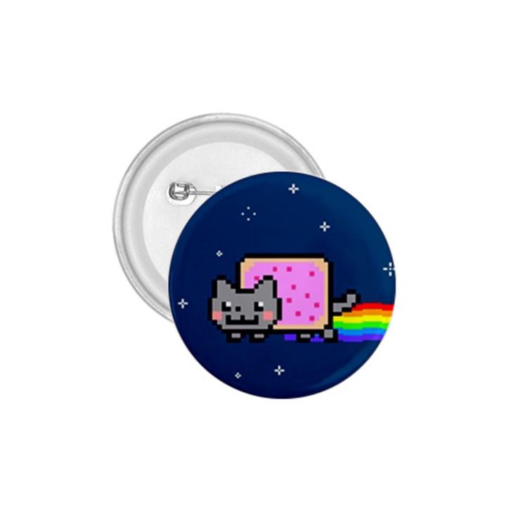 Nyan Cat 1.75  Buttons